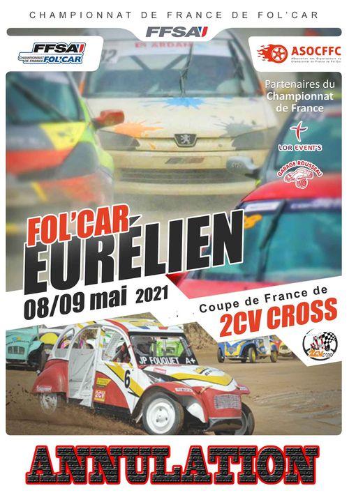 Calendrier Folcar 2022 Fol Car   2CV Cross Eurélien